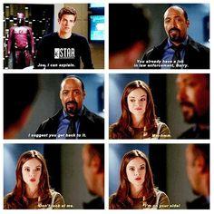 The Flash - Barry, Caitlin and Joe #1.2 #Season1