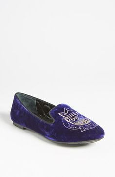 MARC BY MARC JACOBS 'Friends of Mine' Velvet Slipper Loafer available at #Nordstrom