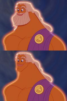 Zeus — Hercules | Disney Men Without Beards Is Hilarious