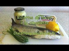 Recette des rillettes de mulet à la ciboulette - Chez mon PoissonnierChez mon Poissonnier