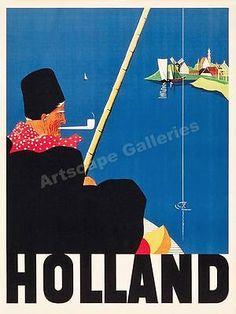 New York 1939 World's Fair Vintage Style Travel Poster - 16x24 ...