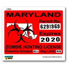 Evolution chart zombie stencil art proj bokur for Md fishing license