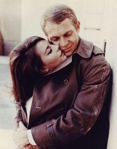 Natalie Wood, Steve McQueen (Love With The Proper Stranger)
