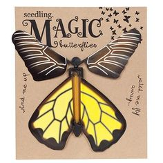 Magic Butterflies 2.99 kids toy stocking stuffer Easter