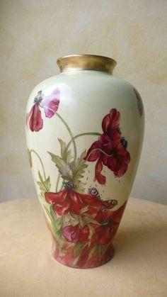Porcellane Verona - Porcellane dipinte a mano - Copie d'autore - Decoratrice di porcellane - Porcellana decorata