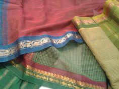 Gadwal sarees...elegant