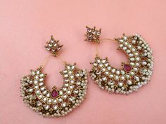 The Show Stopper Earrings - The Rainbow Trunk- Buy Jewellery Online