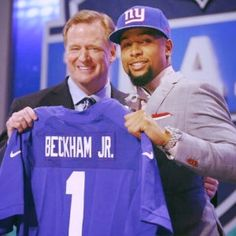 Odell Beckham Jr Bio | New York Giants Wide Receiver NFL