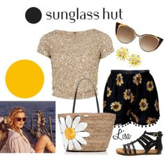 Shades of You: Sunglass Hut Contest Entry