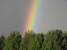 Arco Iris en Mayo