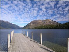 Nelson Lakes National Park, New Zealand | 10 Off The Beaten Path Eco Tourist Destinations www.greenglobaltravel.com