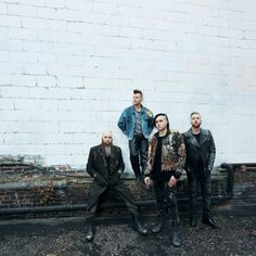 "Three Days Grace To Release New Album 'Outsider' 3/9 + Debut New Music Video ""The Mountain"" – I'm Music Magazine"