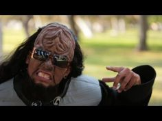 KLINGON STYLE (Star Trek Parody of PSY - GANGNAM STYLE) - this is awesome <3<3<3