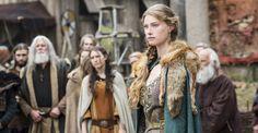 New favorite show, Vikings.  Great costumes