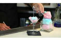 How to Make Cotton Candy Flavored Syrup   eHow