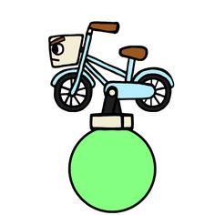 【5月26日】自転車レース出場を目指すじてんしゃさんのトレーニング created by アレ・ナーニ