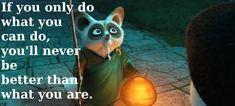 Best Quotes from Kung - Fu Panda | Disha