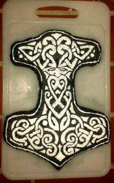 Thor Hammer Cake by Sary-Muhh
