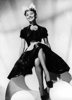 Sonrisa Audrey Hepburn