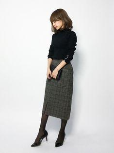 31 Sons de modeのニット・セーター「リブパールカフスボタンハイネックプルオーバー」を使ったeriko(ZOZOTOWN)のコーディネートです。WEARはモデル・俳優・ショップスタッフなどの着こなしをチェックできるファッションコーディネートサイトです。