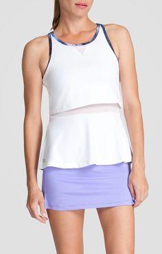 Catalina Tank - Stargaze - Tail Activewear - Women's Tennis Fashion Apparel