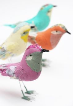 abigail brown textile birds