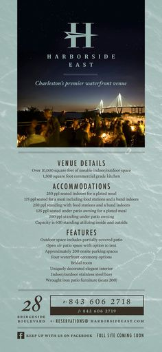 A Cool Event Facility, Harborside East