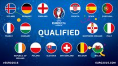 Monday 27 June Italy v Spain (18.00 CET) England v Iceland (21.00 CET)