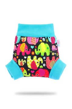 Baby Elephant (pink) – Pull-Up Cover   Petit Lulu