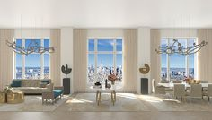Downtown's tallest residential building will house a new Four Seasons hotel and private residences…