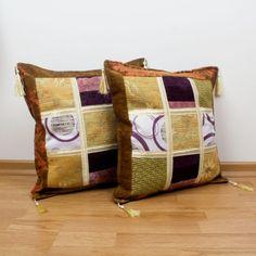 Ottoman Pillow Double - 40 x 40 cm Ottoman, Throw Pillows, Free Shipping, Collection, Toss Pillows, Cushions, Decorative Pillows, Decor Pillows, Scatter Cushions