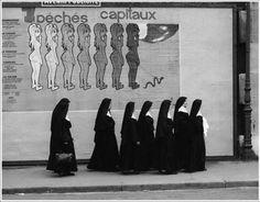 fotografias de la vida monjas