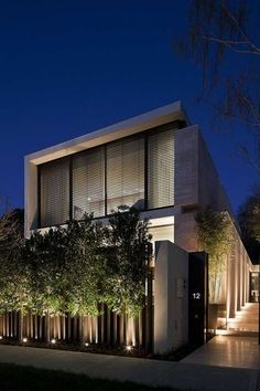 House facade design australia architecture 49 Ideas for 2019 Dream House Exterior, House Paint Exterior, Exterior House Colors, Modern Fence Design, Modern House Design, Minimalist House Design, Facade Design, Exterior Design, Contemporary Architecture
