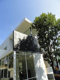 Casa 82 en construcción.  Diseño Arq.Miguel Echauri y Arq. Álvaro Morales.  Echauri Morales Arquitectos.  www.echaurimorales.com