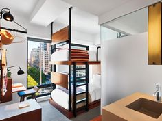 AvroKO Masterminds the Micro Hotel With Arlo Hudson Square