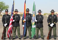 Pinal County Sheriff's Office Honor Guard