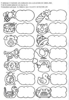 Letramanía 4 – El Rincón De Aprender Spanish Classroom Activities, English Activities, Preschool Education, Alphabet Activities, Preschool Activities, Spanish Lesson Plans, Spanish Lessons, Activity Sheets For Kids, Elementary Spanish