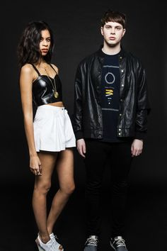ALUNAGEORGE. Check em out at Gov Ball NYC this year! - Visit Amy FM | www.amyfm.nz