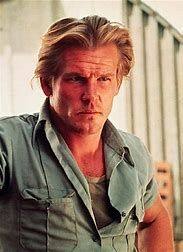 Picture: Nick Nolte in 'Who'll Stop the Rain.' Pic is in a photo gallery for Nick Nolte featuring 30 pictures. Nicolas Cage, Famous Men, Famous Faces, Famous People, Mila Kunis, Actors Male, Actors & Actresses, Male Celebrities, Celebs