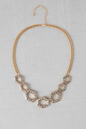 Colchester Geometric Necklace