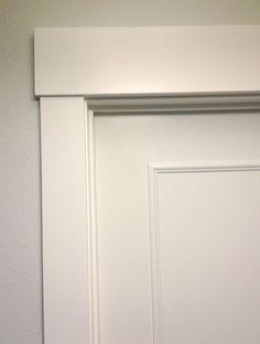 28 trendy Ideas for door frame ideas moldings craftsman trim Doors, Modern Door, Moldings And Trim, Front Door Trims, Craftsman Trim, Window Trim, Door Trims, Doors Interior, Trendy Door