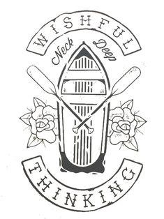 Transparent Neck Deep Logo.