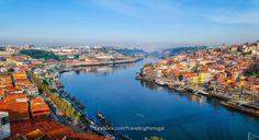 River Douro, Porto #portugal