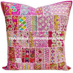 #embroideredpillows #vintagepillows #Patchworkcushion #floorcushion #24inchescushion #squarefloorcushion #20inchespillows #16inchespillows #indiancushion #indianpillows #embroideredpillows #handmadecushion #sofacushion #couchcushion #ikeapillows #diningroomcushion #bedroomcushion Sofa Throw Pillows, Cushions On Sofa, Throw Pillow Covers, Accent Pillows, Decorative Throw Pillows, Couch, Tapestry Bedding, Wall Tapestries, Large Cushion Covers