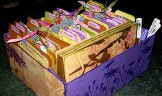 Seed Storage & Garden Notebook Project