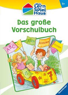 Das große Vorschulbuch, £7.55 Book Activities, Activity Books, Family Guy, Guys, Comics, Children, Fictional Characters, Kindergarten, Studying