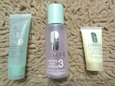 Clinique 3-Step Skin Care System Review