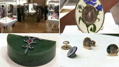 PRINCE FELIX YUSUPOV ARCHIVES RETURN TO RUSSIA  Opulent jewels, letters and historic photographs collected by the family of Prince Felix Yusupov have been donated to the State Archive of the Russian Federation (GARF) in Moscow by Russian billionaire Viktor Vekselberg. The collection was bought at the Coutou-Begarie auction house in Paris last November for 500,000 Euros ($570,000 USD).