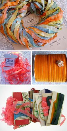ribbon shopping on engaged & inspired