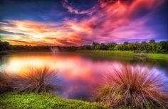 Sunset at Vero beach - Sunsets Wallpaper ID 1732157 - Desktop Nexus Nature